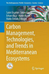 Omslag - Carbon Management, Technologies, and Trends in Mediterranean Ecosystems