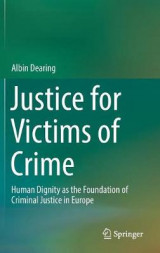 Omslag - Justice for Victims of Crime 2017