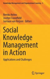 Omslag - Social Knowledge Management in Action 2017