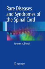 Omslag - Rare Diseases and Syndromes of the Spinal Cord