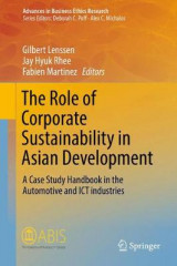Omslag - The Role of Corporate Sustainability in Asian Development 2017