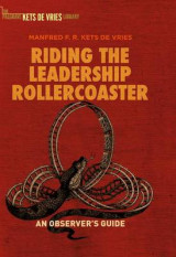 Omslag - Riding the Leadership Rollercoaster