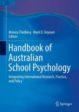 Omslag - Handbook of Australian School Psychology 2016