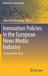 Omslag - Innovation Policies in the European News Media Industry 2017