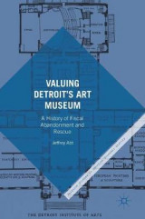 Omslag - Valuing Detroit's Art Museum 2017