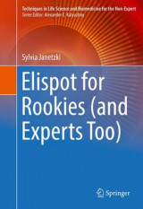 Omslag - Elispot for Rookies (and Experts Too)