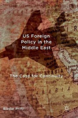 Omslag - US Foreign Policy in the Middle East