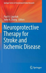 Omslag - Neuroprotective Therapy for Stroke and Ischemic Disease 2017