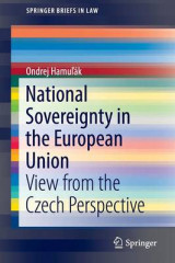 Omslag - National Sovereignty in the European Union 2016