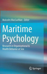 Omslag - Maritime Psychology 2016