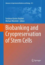 Omslag - Biobanking and Cryopreservation of Stem Cells 2016: Applications Volume II