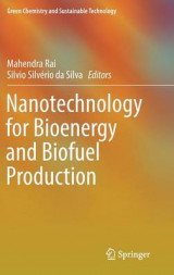 Omslag - Nanotechnology for Bioenergy and Biofuel Production 2017