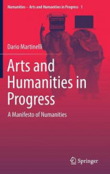 Omslag - Arts and Humanities in Progress: A Manifesto of Numanities