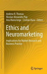Omslag - Ethics and Neuromarketing