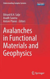 Omslag - Avalanches in Functional Materials and Geophysics 2017
