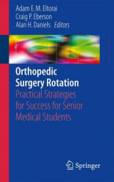 Omslag - Orthopedic Surgery Rotation