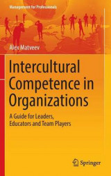 Omslag - Intercultural Competence in Organizations