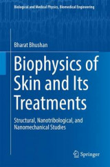Omslag - Biophysics of Skin and its Treatments 2017