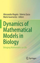 Omslag - Dynamics of Mathematical Models in Biology 2016