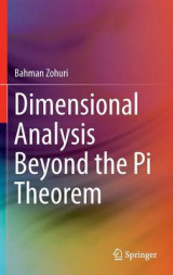 Omslag - Dimensional Analysis Beyond the Pi Theorem 2017