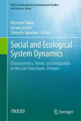 Omslag - Social and Ecological System Dynamics 2017