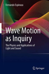 Omslag - Wave Motion as Inquiry 2017