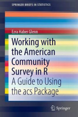 Omslag - Working with the American Community Survey in R 2016