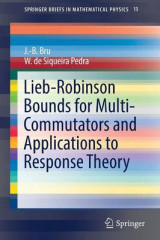 Omslag - Lieb-Robinson Bounds for Multi-Commutators and Applications to Response Theory
