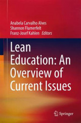 Omslag - Lean Education