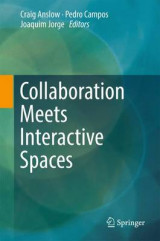 Omslag - Collaboration Meets Interactive Spaces