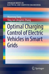 Omslag - Optimal Charging Control of Electric Vehicles in Smart Grids