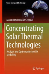 Omslag - Concentrating Solar Thermal Technologies