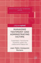 Omslag - Managing Testimony and Administrating Victims 2017