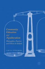 Omslag - Community Education and Neoliberalism