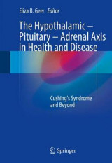 Omslag - The Hypothalamic Pituitary Adrenal Axis in Health and Disease