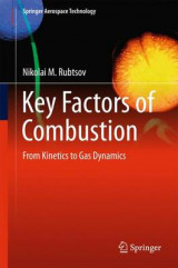 Omslag - Key Factors of Combustion