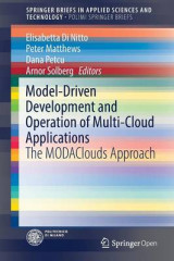 Omslag - Model-Driven Development and Operation of Multi-Cloud Applications