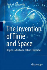 Omslag - The Invention of Time and Space 2017