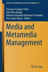 Omslag - Media and Metamedia Management