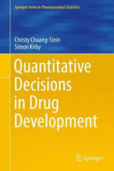 Omslag - Quantitative Decisions in Drug Development 2016