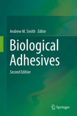 Omslag - Biological Adhesives 2016