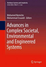 Omslag - Advances in Complex Societal, Environmental and Engineered Systems