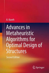Omslag - Advances in Metaheuristic Algorithms for Optimal Design of Structures 2017