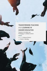 Omslag - Transforming Teaching and Learning in Higher Education