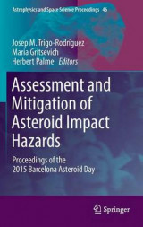 Omslag - Assessment and Mitigation of Asteroid Impact Hazards