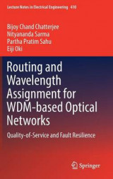 Omslag - Routing and Wavelength Assignment for Wdm-Based Optical Networks