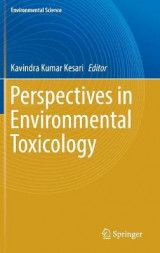 Omslag - Perspectives in Environmental Toxicology 2017