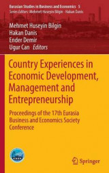 Omslag - Country Experiences in Economic Development, Management and Entrepreneurship 2017