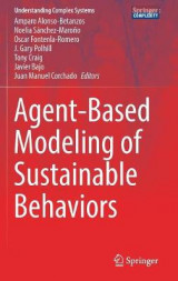 Omslag - Agent-Based Modeling of Sustainable Behaviors 2017