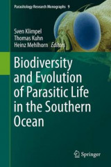 Omslag - Biodiversity and Evolution of Parasitic Life in the Southern Ocean 2017
